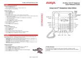 Avaya 1408 Manuals