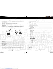 Diamondback 900Ub Manuals