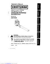 Craftsman 358.797290 Manuals