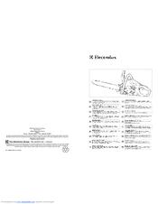 Electrolux Gladiator 550 Manuals
