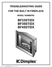 Dimplex BF33DX Manuals