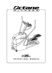 Octane Fitness Q35x Manuals