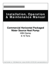Heat Controller HBH Series Manuals