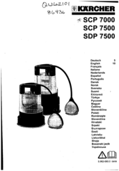 Karcher K 7000 G Manuals
