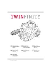 Dirt Devil twinfinity m5040 Manuals