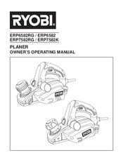 Ryobi ERP6582 Manuals