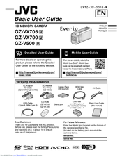 Jvc Everio Gz Mg630 Manual Pdf