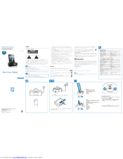 Philips AJ7260D Manuals