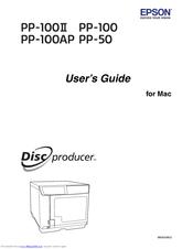 Epson PP-1002 Manuals
