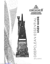 Bissell 8852 SERIES Manuals