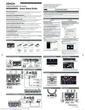 Denon MC6000MK2 Manuals