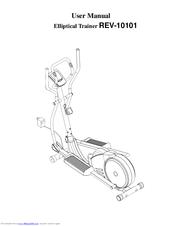 Reebok REV-10101 Manuals