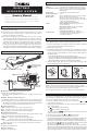 Yamaha NTX1200R Manuals