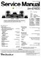 TECHNICS SA-EH600 SERVICE MANUAL Pdf Download.