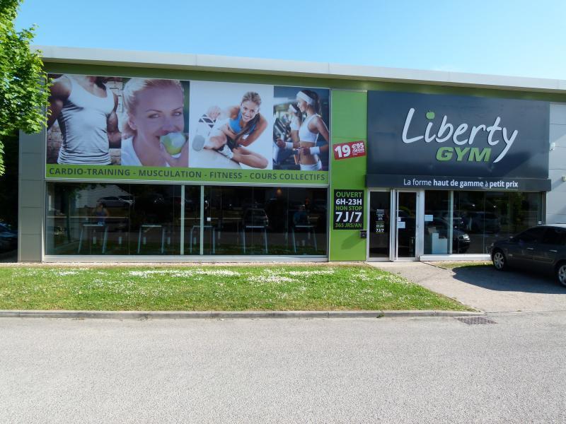 Liberty GYM Quetigny Ma Salle De Sport