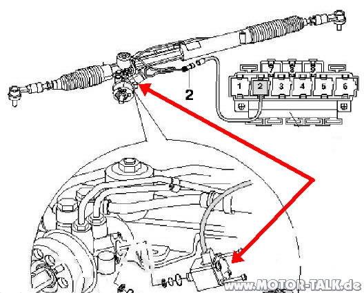 Servotronic : Schwerfällige Servolenkung...normal? : Audi