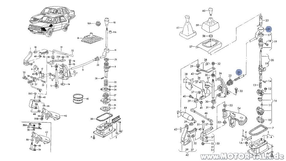 Schaltung-golf-3 : Golf 3 Diesel Bj91 Getriebe in Golf 2
