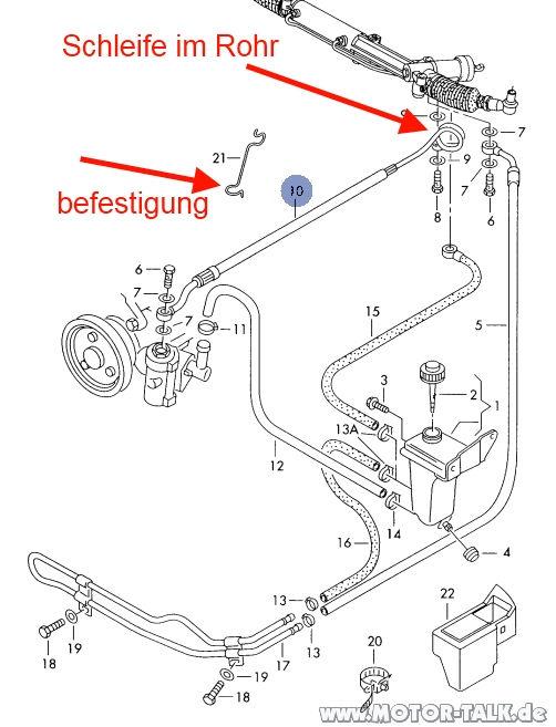 Zwischenablage-1 : Servoöl Verlust Audi A4 B5 8D AVANT