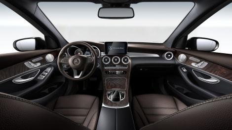 Welche Innenausstattung Gefllt Euch Am Besten Mercedes GLC