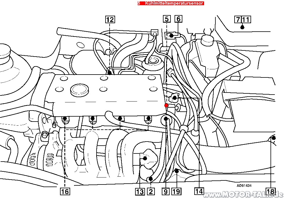 Ford Fiesta Sd Sensor Location, Ford, Free Engine Image