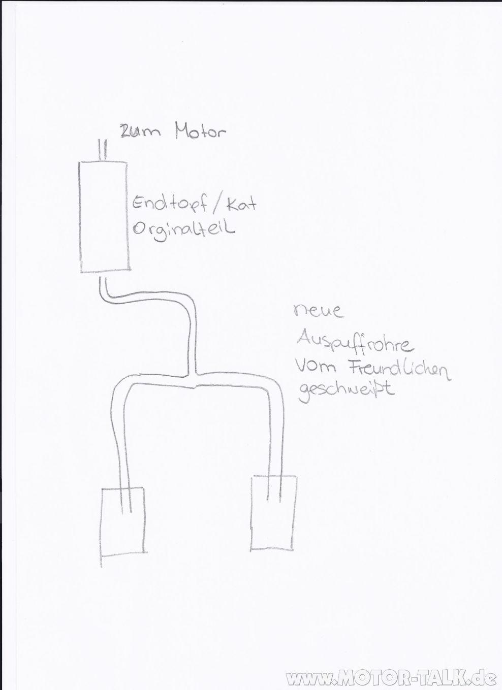 Auspuff : Tuning : Opel Zafira Tourer : #205560383