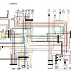 1989 Sportster 1200 Wiring Diagram 1967 Chevelle Horn Relay Strom Fxdwg 1994 Suche Stromlaufplan Fxd Bj