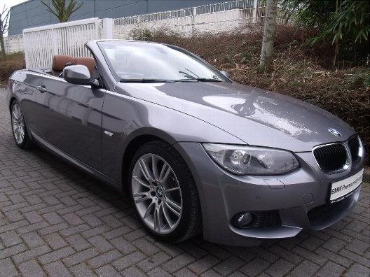 BMW 320d DPF Cabrio MPaket BiXenon Navi Prof  Biete