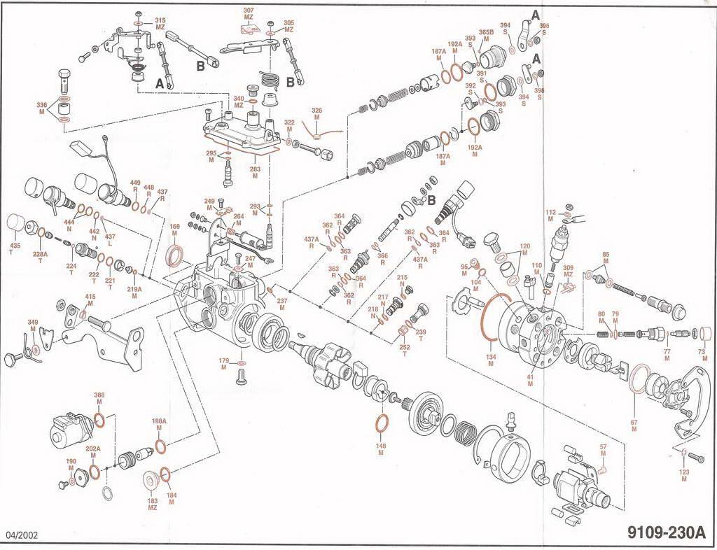 Ford cougar explosionszeichnung