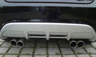 Defusor-heck : Diffusor Lackieren : Ford Fiesta Mk7 ...