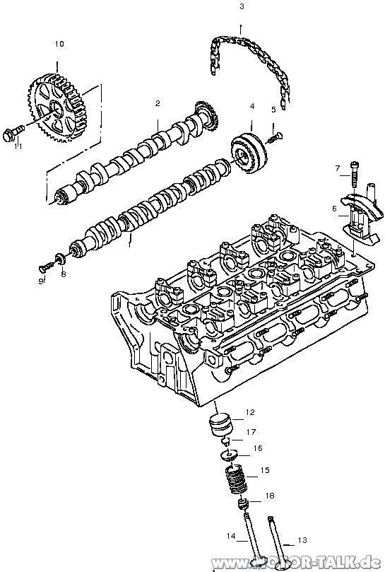 Head-alt : Motor Klackern bei Kaltstart A4-1.8T : Audi A4