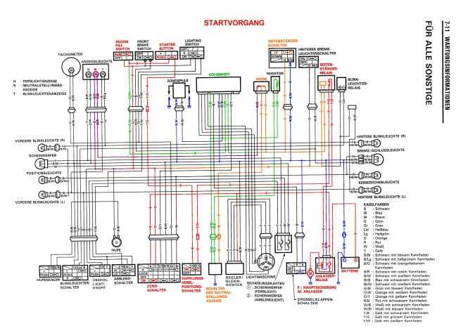 Großartig 87 Gsxr 600 Schaltplan Bilder - Der Schaltplan - greigo.com