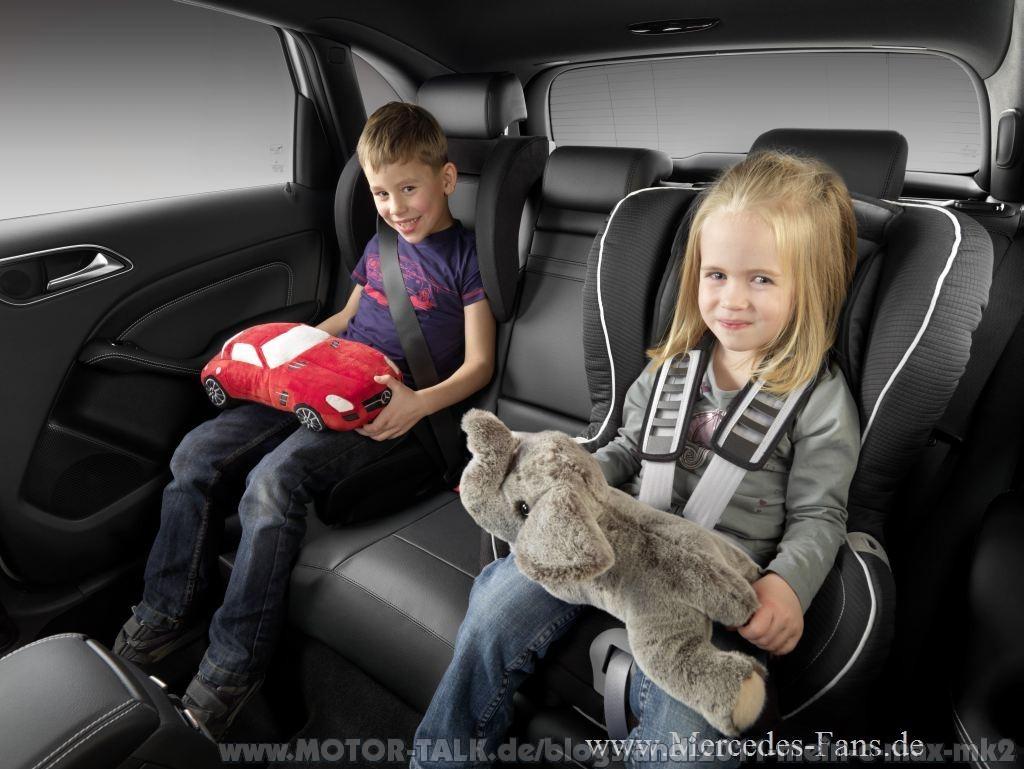 AUTOGESCHICHTEN Der Kindersitz hat Ohren  Andi2011s