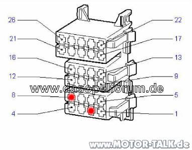 Original-opel-stecker : Adapter für Autoradio : Opel Corsa