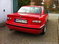 Herbststimmung--> aus Cabrio wird Coupe...Hardtop montiert ...