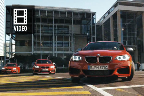 BMW M235i Driftmob  Willkommen im Circus Driftelli