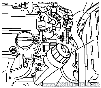 Oelfilter-z12xe-1 : Ölwechsel agila A : Opel Agila & Karl