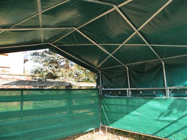 Lager Zelt Carport Berdachung Unterstand Biete