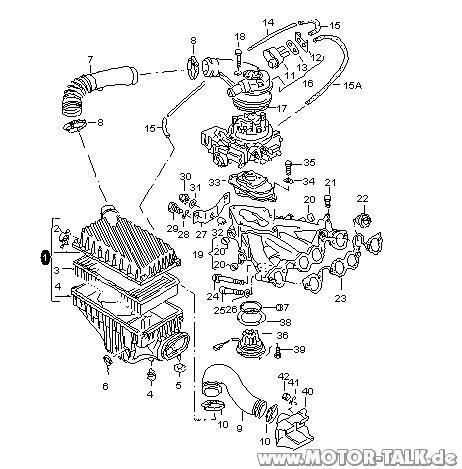 Rp-ansaugung : Explosionszeichnung vom RP Motor? (VW Golf2