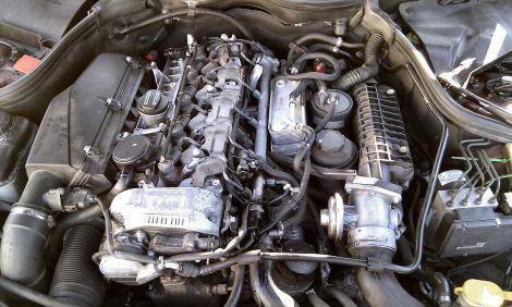 2003 Jaguar S Type Engine Diagram Commonrail Undicht Mercedes C Klasse W203