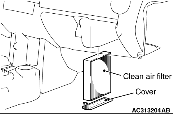 Innenraumluftfilter : Colt Z30 Luftfilter und