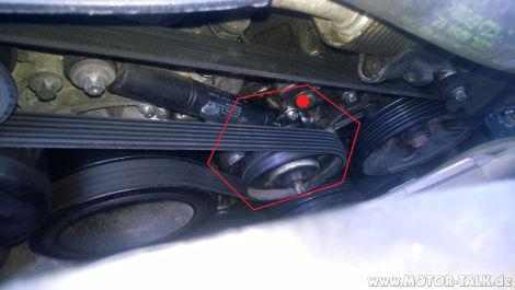 C240 Motor verliert l  Mercedes CKlasse W202
