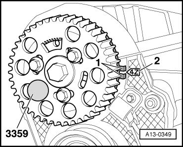 A13-0349 : A4 B6 Zahnriemen, Buch, PDF : Audi A4 B6 & B7