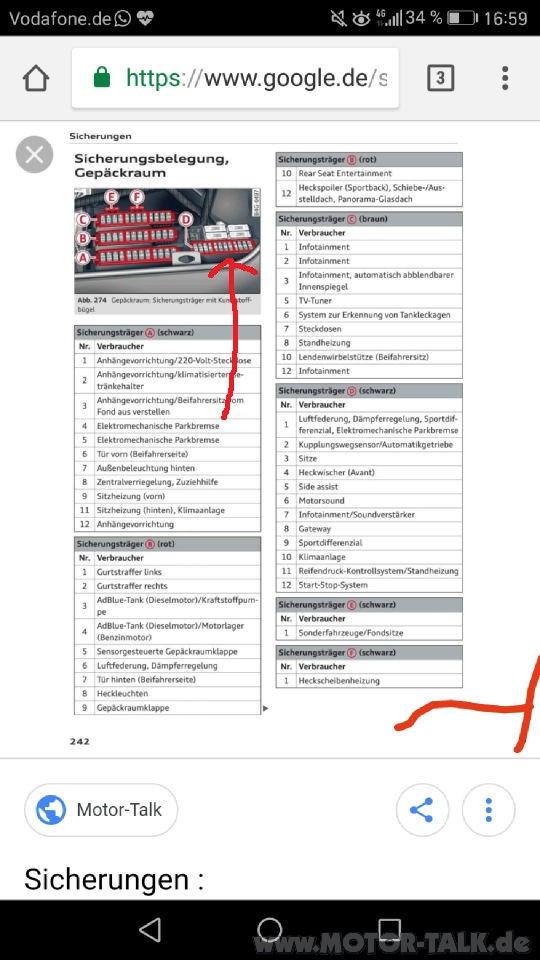Sicherungstraeger : AHK nachrüsten (alle Varianten) : Audi
