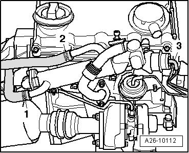 A26-10112 : Agr ventil HILFE! : Audi A4 B6 & B7 : #203161604
