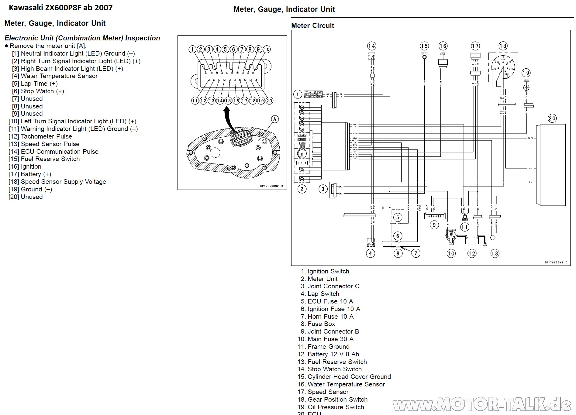 Vdo Car Radio Wiring Connector. Diagram. Auto Wiring Diagram