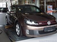 """Sdc10400 : """"Besondere"""" Farben : VW Golf 6 : #203640150"""