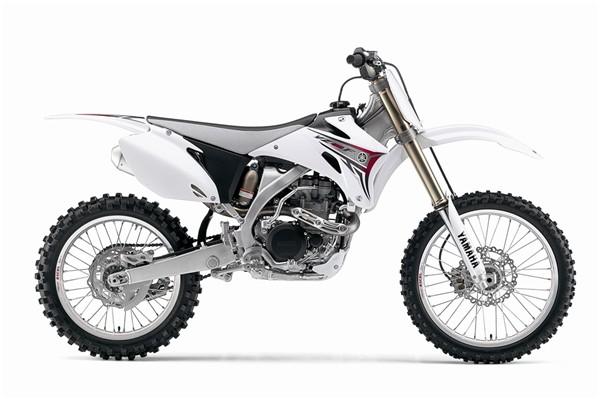 Yamaha-yz-450-f-weiss : Straßenzulassung : Yamaha : #203105788