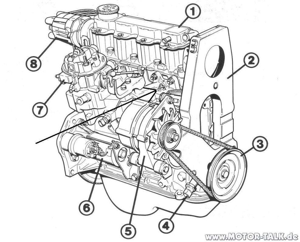 Nz-motor : Opel Corsa B Katalysator 1,2 45PS passt auch