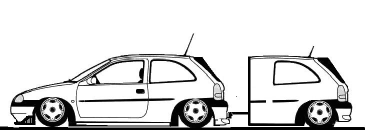 Fake-2 : Suche techniche masse und skizzen zum B : Opel