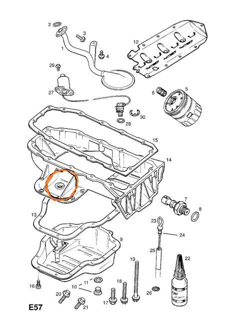 Frage zum X18XE : Opel Vectra B
